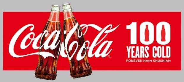 Coke 100 Years